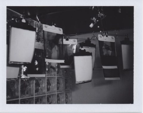 Photo: Amy Hirsch - Polaroid 250 - Fuji FP-3000B