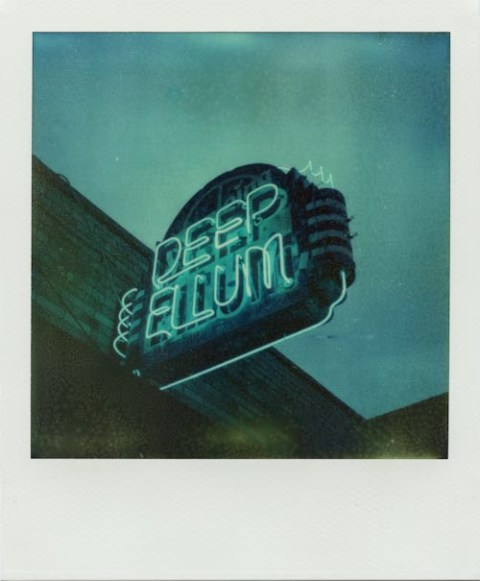 Photo: Justin Goode - Impossible Project PX-70 COOL