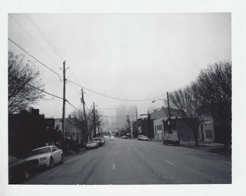 Photo: Scott Mitchell - Polaroid 180 - Fuji FP-3000B
