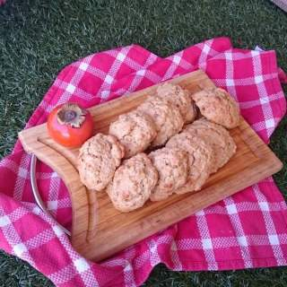 Play with Food's persimmon, sultana and oat cookies to help you out of a baking rut