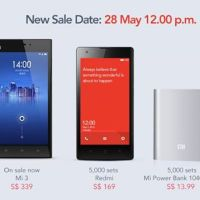 Hiccups but the Xiaomi Malaysia and Singapore Sale will be postpone to  tomorrow
