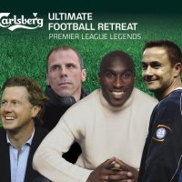 Prove your Football Mastery to Wise, McManaman, Zola and Campbell at Carlsberg's Ultimate Football Retreat