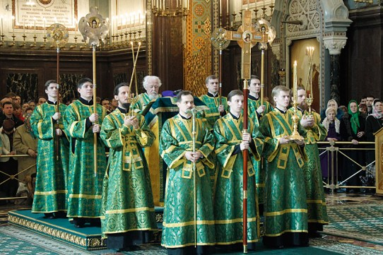 Subdeacons and Acolytes