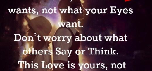 love-who-heart-wants