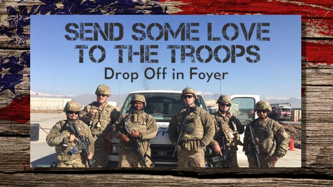 Troops Box