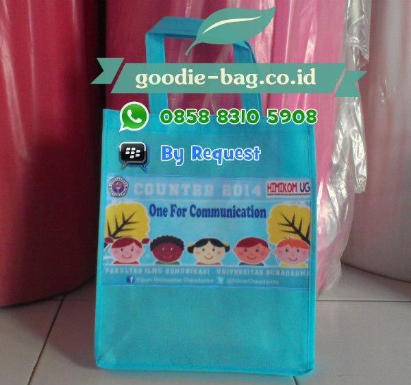 Goodie Bag Universitas Kampus / Goody Bag Kampus / Tas Seminar Universitas