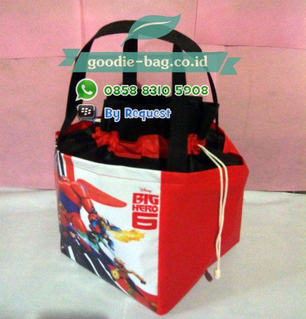 Goodie Bag Big Hero 6 Brunei