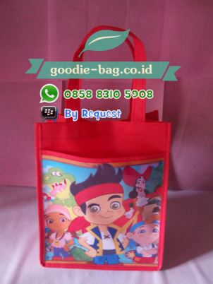 Tas ulang tahun murah jake and neverland pirates