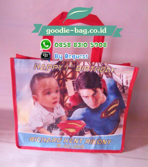 Tas Ultah Murah Meriah Jakarta Superman