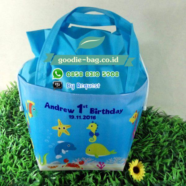 tas ulang tahun anaka animal