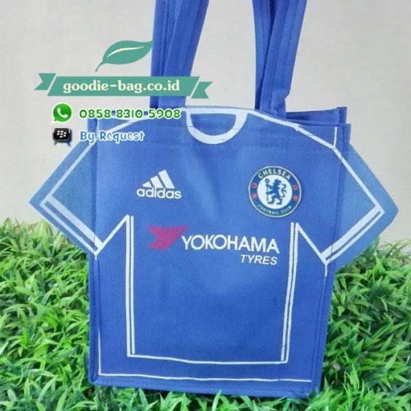Tas Souvenir Ulang Tahun Jersey Chelsea