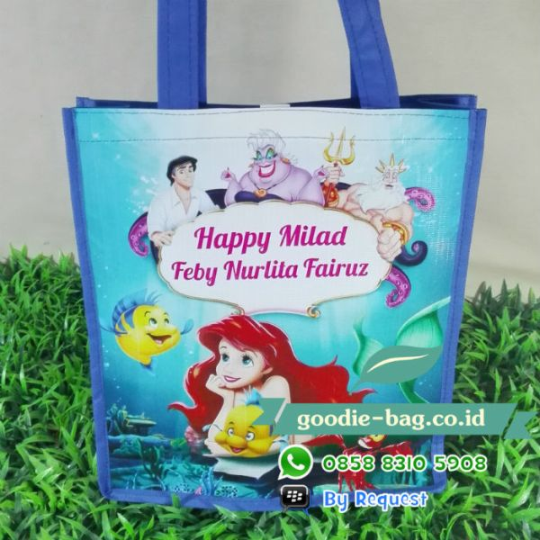 goodie bag Ariel The Little Mermaid