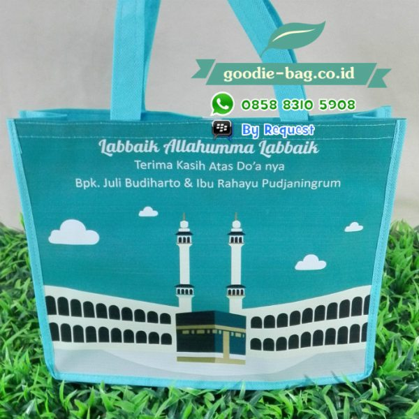 goodie bag haji murah