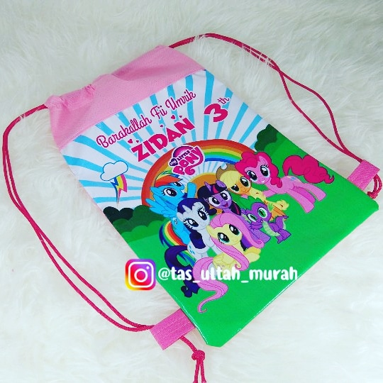 Souvenir little pony murah
