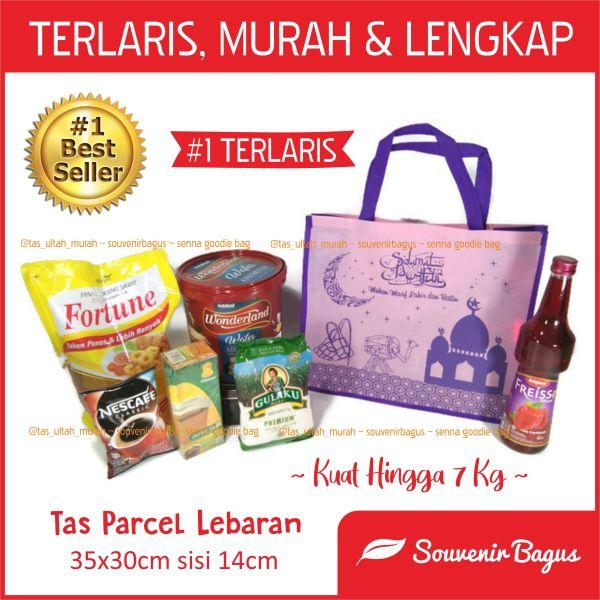 Tas Lebaran Ready Stock Pink Jakarta