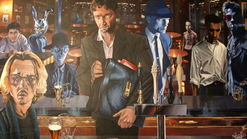 ARTWORK: Imaginary Friends