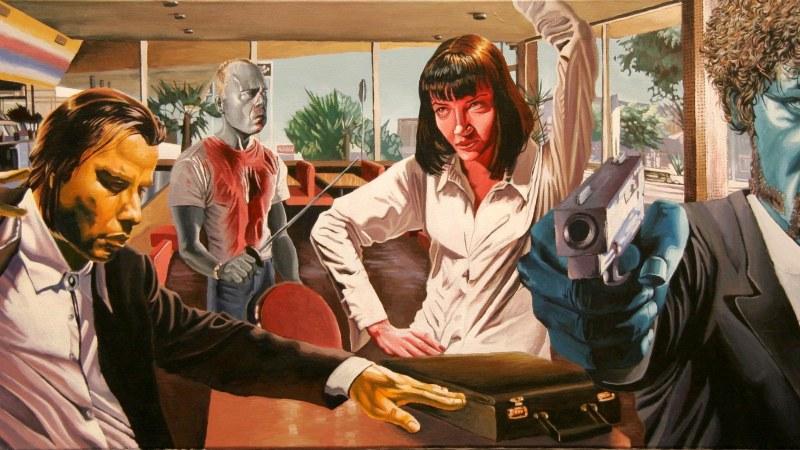 ARTWORK: Pulp Fiction