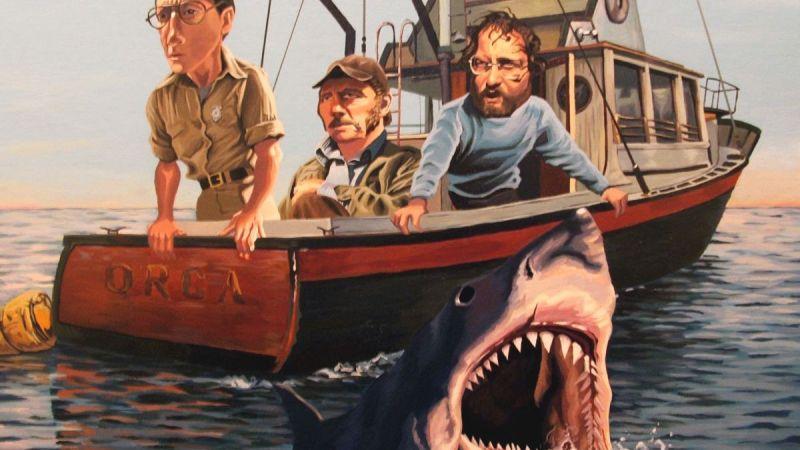 ARTWORK: Jaws