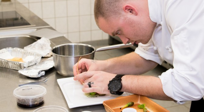 Chef Jesse Friesen from Winnipeg's Pizzeria Gusto Heads to the Canadian Culinary Championships