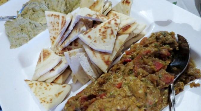 Moroccan Feast – Dips