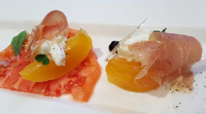 Tasting Menu at Ebo Restaurant + Lounge