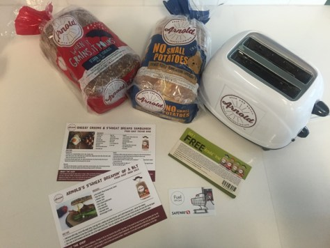 Arnold Bread Giveaway