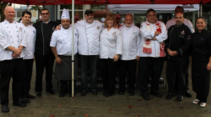 BC Chefs Association Honour International Chefs Day by Providing Lunch on the Downtown East Side