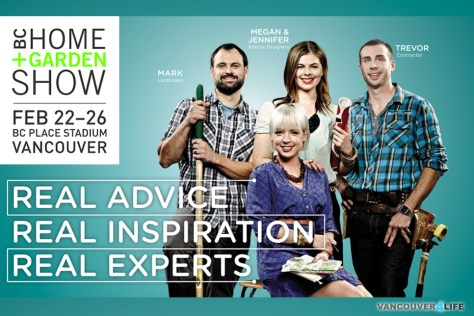 bc home and garden show vancouver 2017