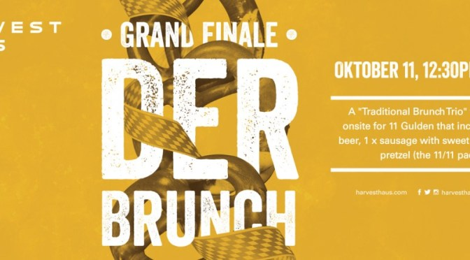 Sunday Der Brunch Oktoberfest