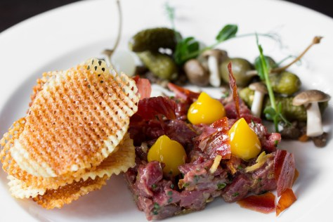 biffs bistro steak tartare