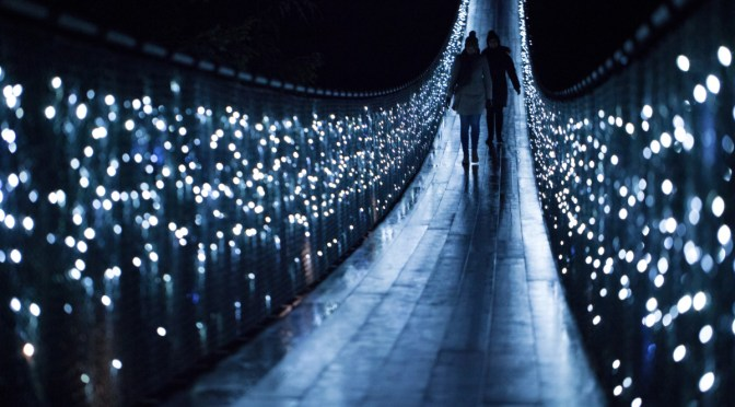 #Contest Closed Giveaway – Family Pass for the Canyon Lights at Capilano Suspension Bridge