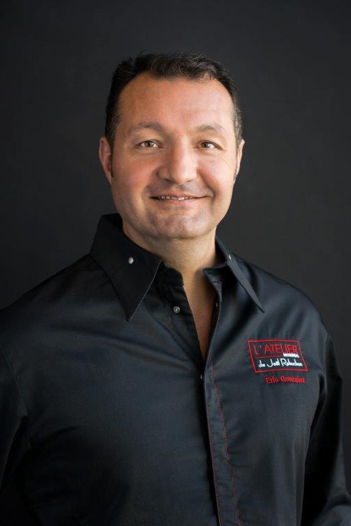 Chef Eric Gonzales