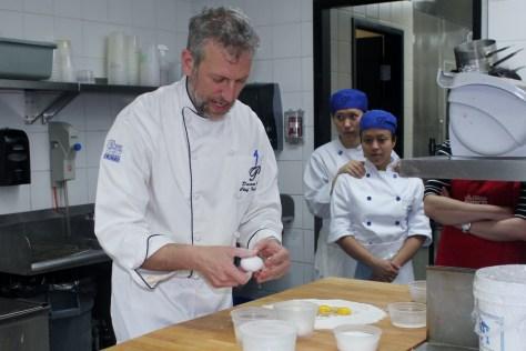 Chef Darren Clay PICA