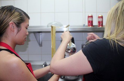 Kitchenaid Pasta Rolling