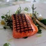 BC Shellfish Festival Salmon