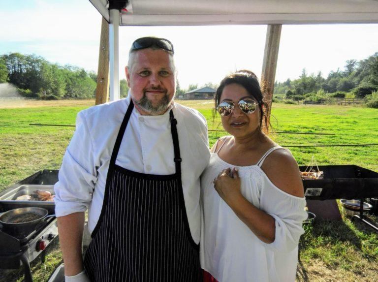 Chef Adrian Beaty