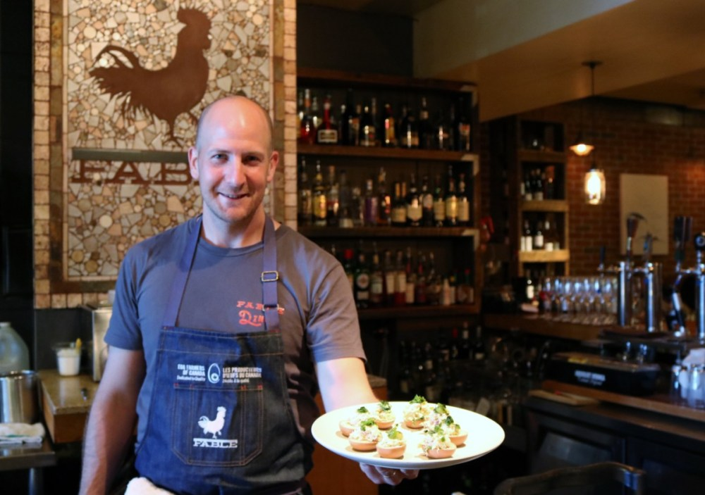 Chef Trevor Bird