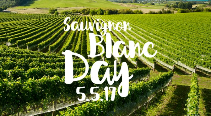 Celebrate Sauvignon Blanc Day on 5 May