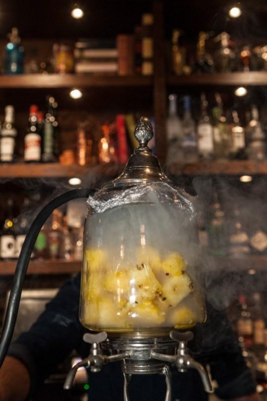 smoking the pineapple 3