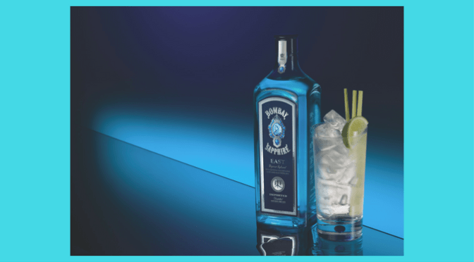 Gin and Tonic Day With Bombay Sapphire East