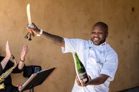 chef victor bongo