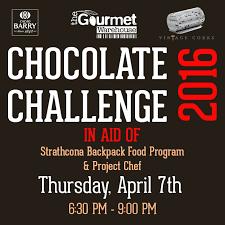 chocolate challenge
