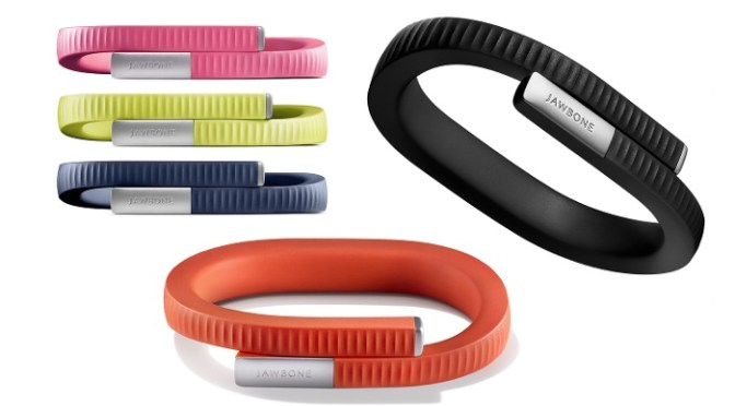 Fitness Friday – Jawbone Fitness Tracker UP24