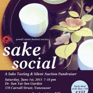 sake social