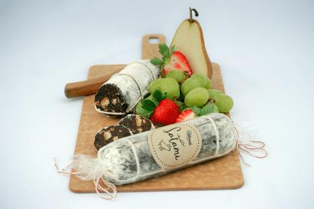salami fruit