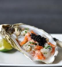 salmon oystesr