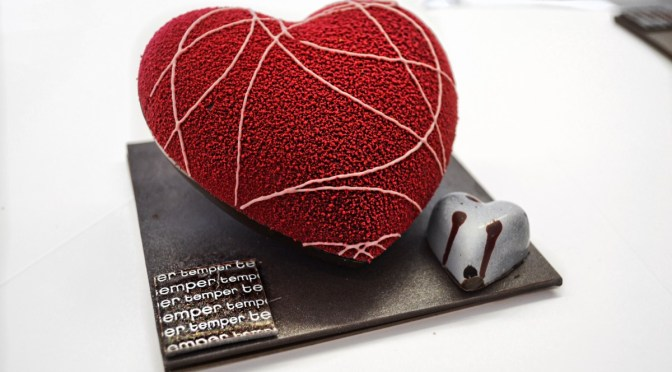 Temper Chocolate & Pastry Delights For Valentine's Day