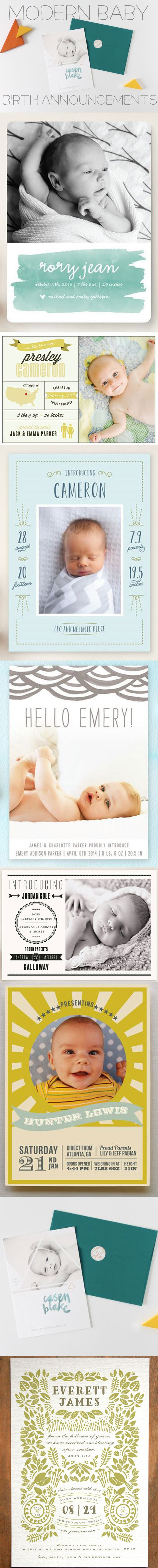 Baby-Birth-Announcements