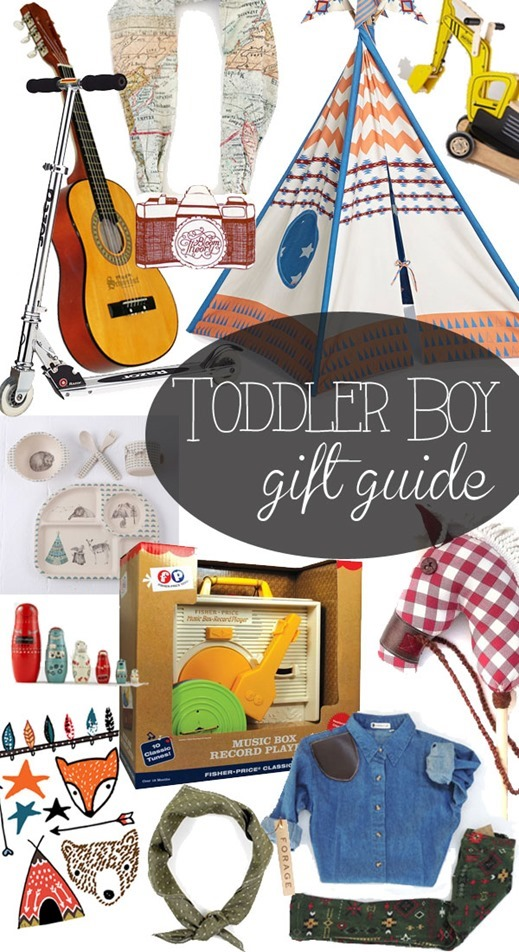 Toddler Christmas Ideas boy gifts 2014