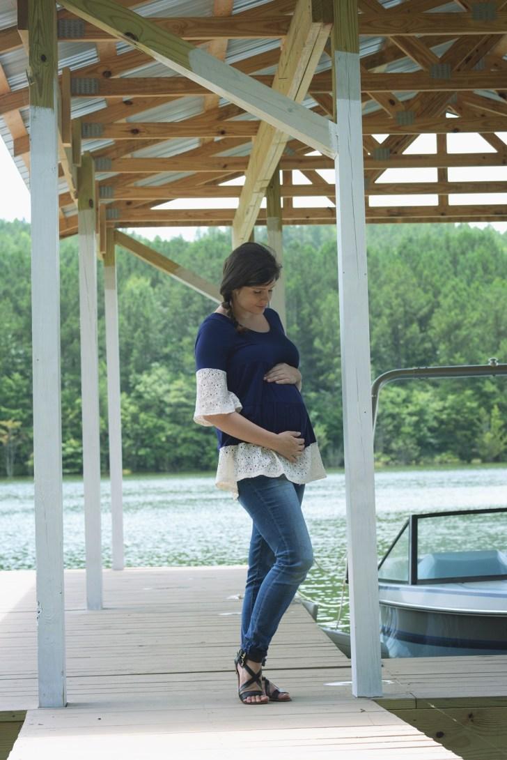 Pregnancy Style maternity style blogger blog